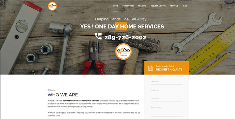 Yes One Day Home Services