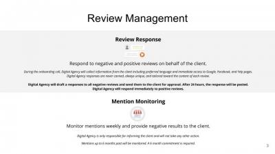 Review Management Service